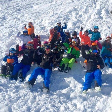 Meribel Ski Resort, Francúzsko: British Alpine Ski School - Meribel