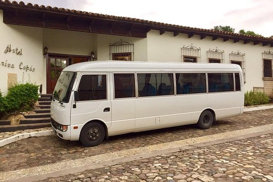 Transfer from Airport to Antigua