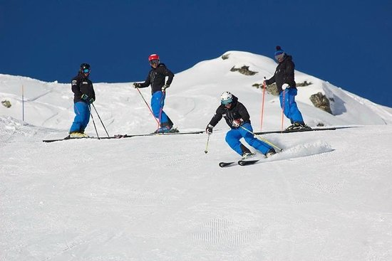 British Alpine Ski School (BASS) 3 Valleys