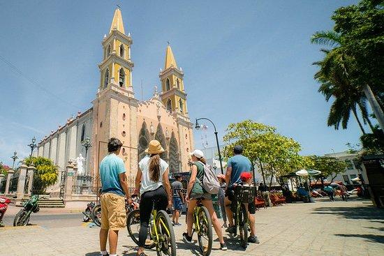 Excursion à terre: Mazatlan Bike Tour