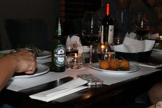 Palermo Hollywood: Cena en Giova