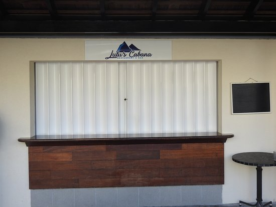 this is the pool side bar, this is where you will get your snacks from as well as the coffee shop