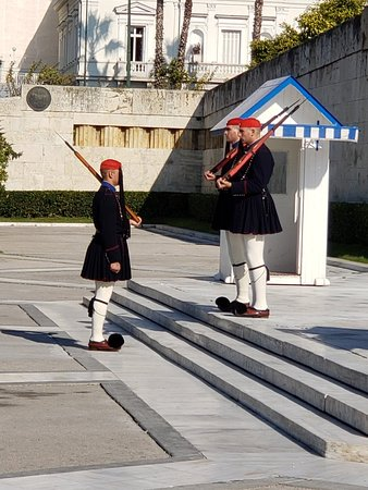 Change of Guards ภาพถ่าย