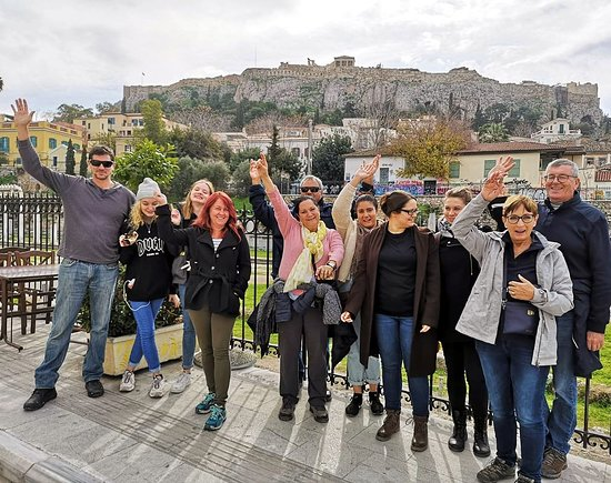 🇬🇧🇪🇸Book ➤ .athens-free-tour.com Tours everyday # attraction ➤ 16 Jan'20