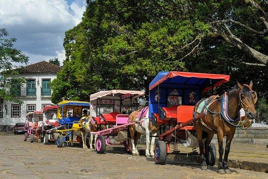 De Tiradentes - Tour Chariott pela cidade