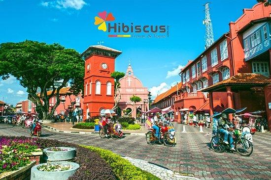 Visite à pied historique de Malacca...