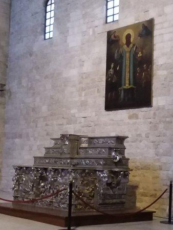 Interni Basilica San Nicola
