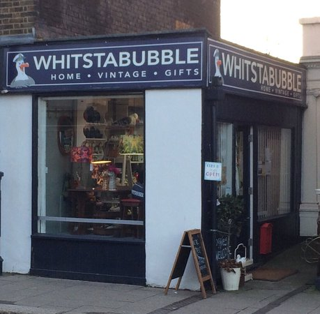 Whitstabubble