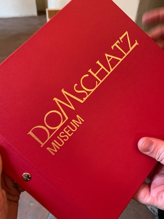 Domschatz Museum - guide with information about the museum highlights