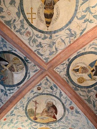Domschatz Museum - Renaissance frescos