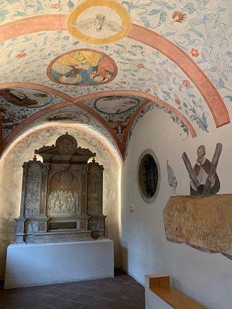 Domschatz Museum - Renaissance frescos (2)