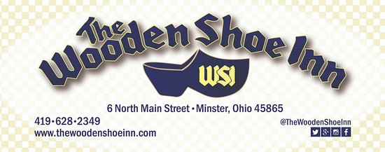 Minster, OH: Welcome to The Wooden Shoe Inn