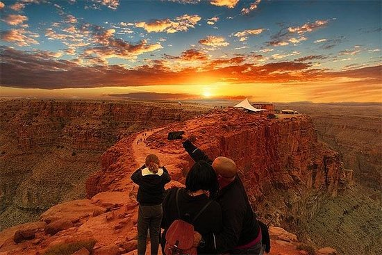 Grand Canyon West Sunset Photo Tour ...