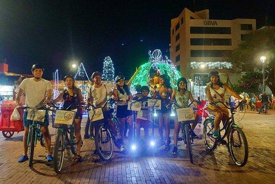 Visite à vélo de Santa Marta