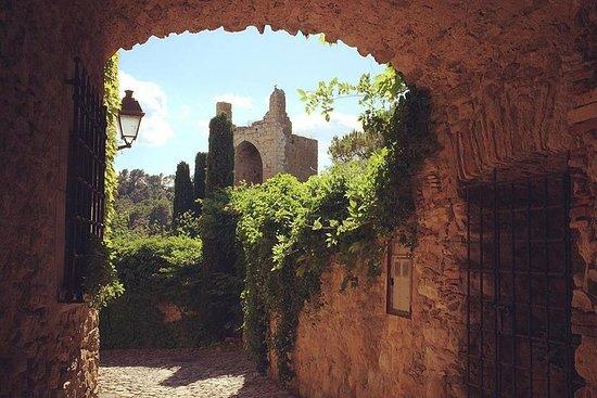 Visite privée à Pals, Peratallada et une cave locale du port de...