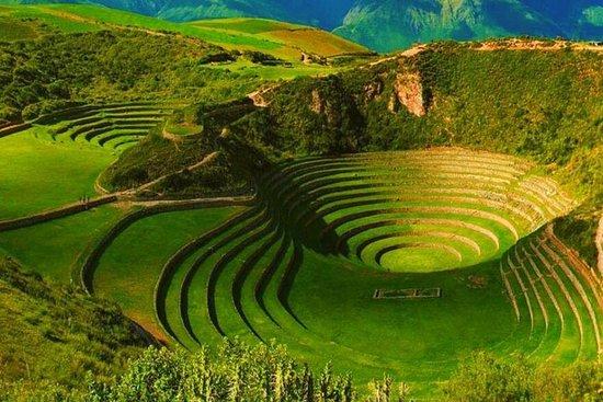 印加人高级全日游的神圣山谷