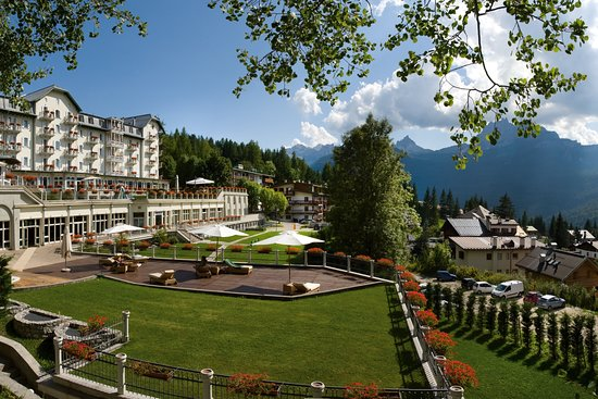 Cristallo, a Luxury Collection Resort & Spa, Cortina d'Ampezzo