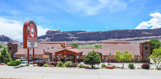 Aarchway Inn, Hotels in Canyonlands Nationalpark