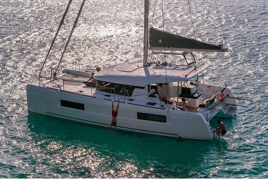 CRUISE CATAMRAN Kite and Golf 7 dage i Saint-Tropez