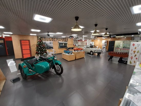 The Stealing Museum of Yuriy Detochkin