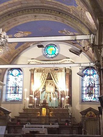 Kilisenin Papaz'ının bölümü