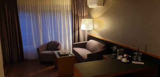 Nice place to spend the night, friendly and professional staff