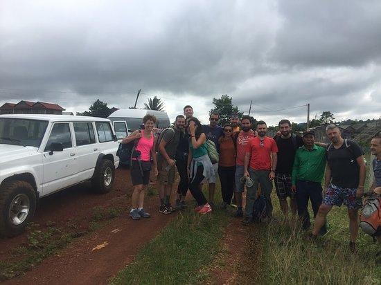 visit community Elephant conservation
