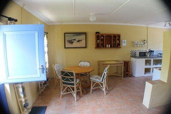 Napier, Южная Африка: Dining area.