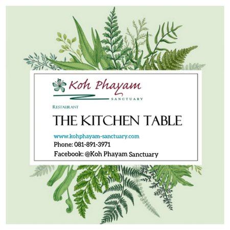The kitchen table closed 19th 20th 28th January.