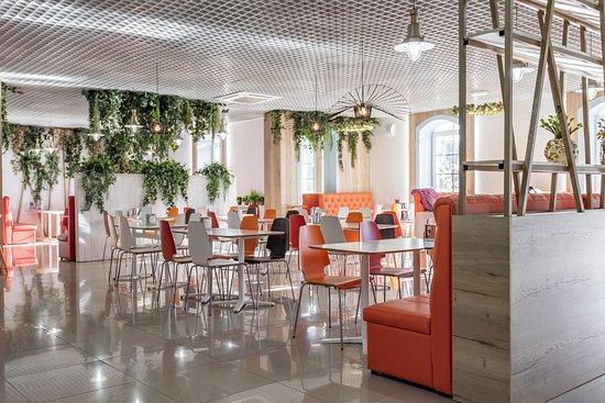 Chelyabinsk Oblast, รัสเซีย: Кафе Термаль.