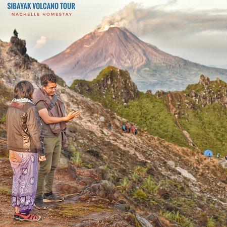 Sibayak Volcano Tour