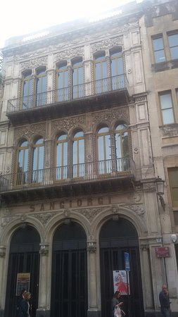 Teatro Sangiorgi - Catania.
