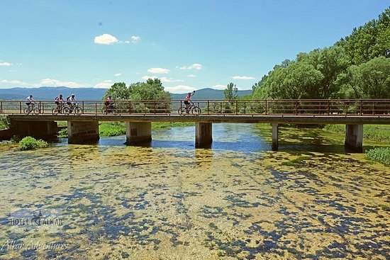 Cetina Spring Bike Tour from Split