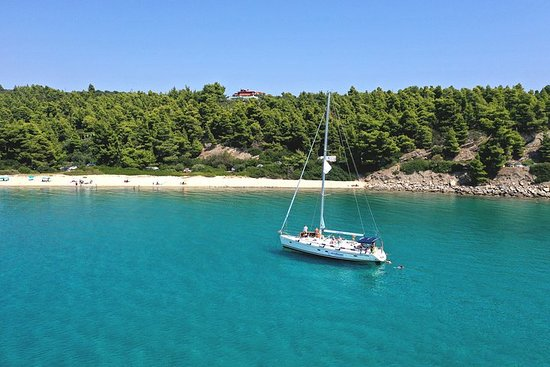 4 Hour Sailing Tour in Greece