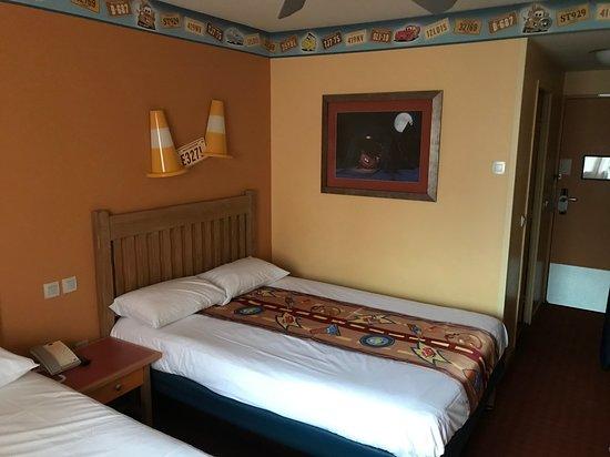 Habitación Hotel Disney Santa Fe