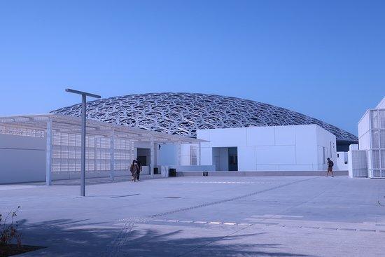 Abu Dhabi Louvre Museum.