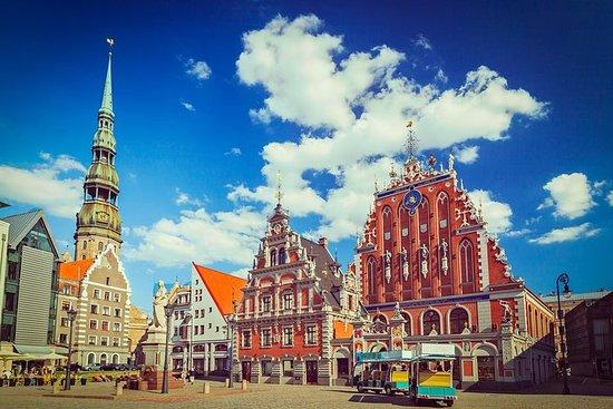 Riga-Tallinn Sightseeing Tour Bus