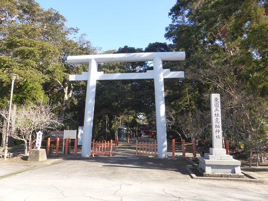 息栖神社 1