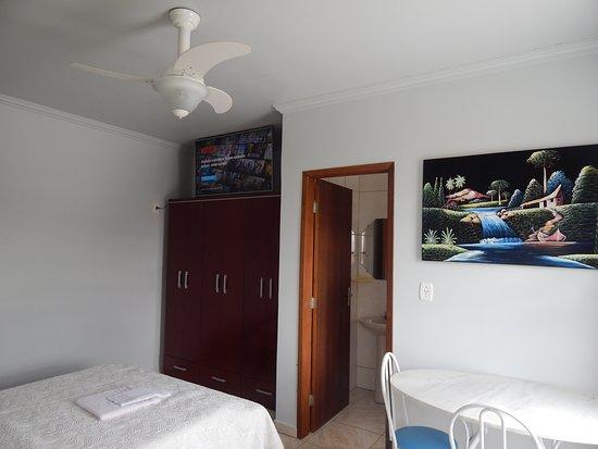 Sao Mateus do Sul, PR: Apartamentos com SmartTV com acesso a Netflix gratuito