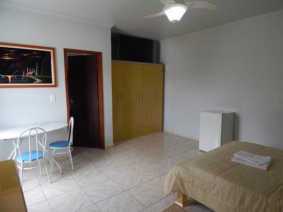 Sao Mateus do Sul, PR: Apartamentos espaçosos