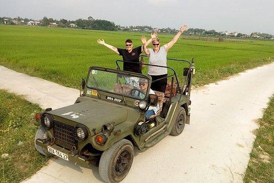 Hoi An Countryside Villages Abenteuer mit dem Army Jeep - Private Tour