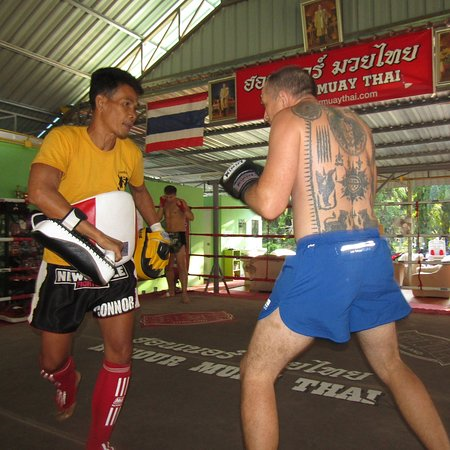 Thailand Muay Thai Gym