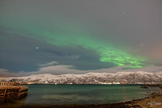 Foto Northern Lights Adventure with Greenlander, 8 people max