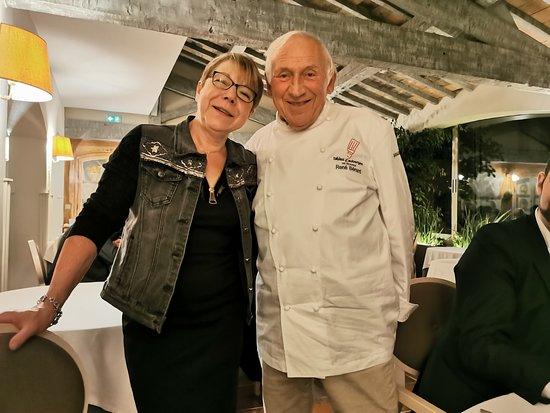 Nalzen, France: Belle rencontre Hostellerie Bérard