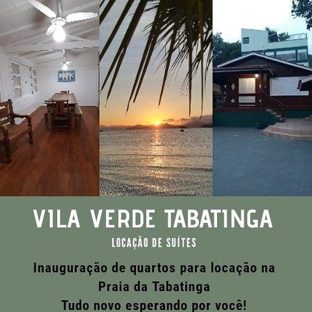 Tabatinga, SP: Casa e suítes para alugar por diárias, a menos de 5 minutos da mar a pé !