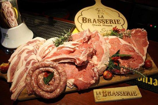 Selezione Carni La brasserie