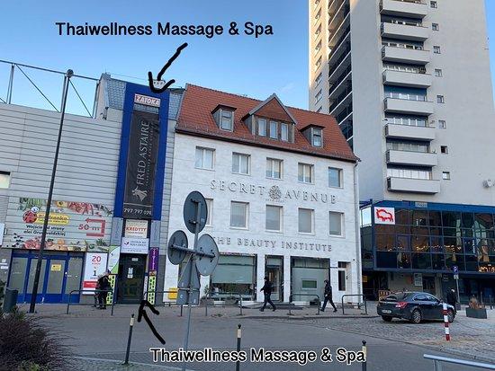 Thaiwellness Massage & Spa