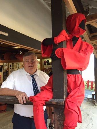 PrefeituradeSaga , Japão: Kids Can Dress Up Like This, Saga Ninja Village, Hizenyoumekaidou