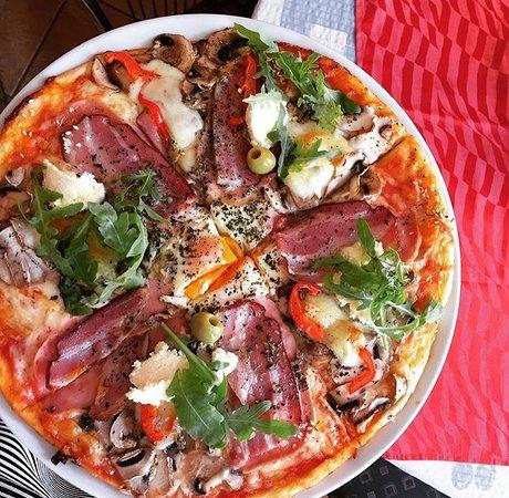 """Pizza """"S"""""""