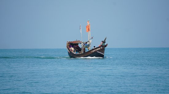 Saint Martin's Island, Bangladesh: bay of bengal